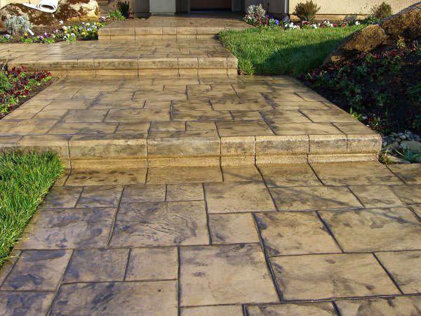 Rustic Look Concrete Supplier Malaysia