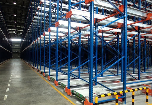 Industrial Shutter Storage System Malaysia