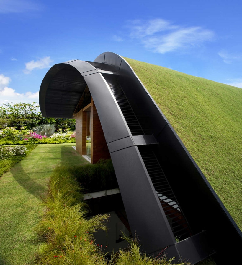 Innovative Slop Green Roof Malaysia