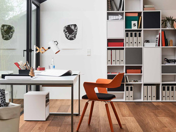 Home Office Contractor Malaysia | Office Renovator