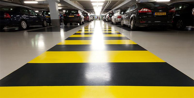 Car Park Floor Contractor Malaysia