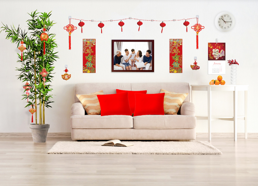 New Year Home Decoration Malaysia