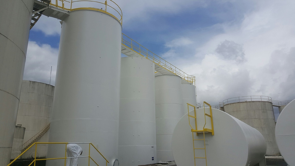 Tank Lining Contractor Malaysia