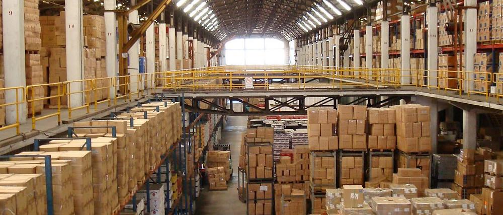 Warehouse Contractor Malaysia