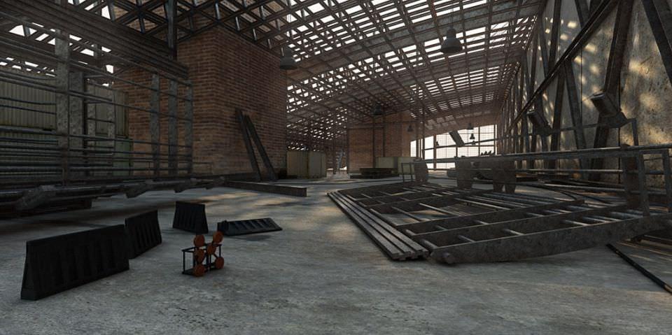 Warehouse Contractor Johor