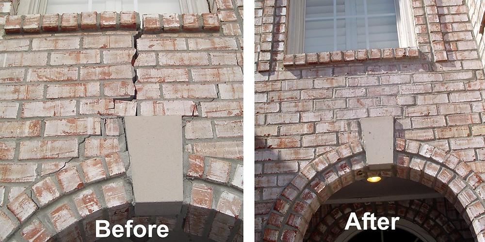 Brickwall Crack Repair Malaysia