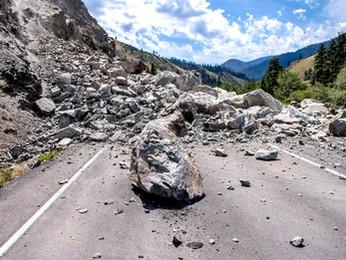 Landslide Protection | Infrastructure | Rockfall & Slope Barrier