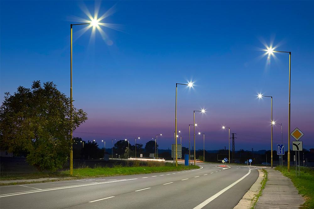 Lighting Street Pole Malaysia