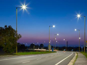 Lighting Pole Supplier Malaysia | Street & Utility Pole