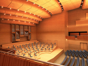 Auditorium Contractor Malaysia | Theater & Hall | Design & Build