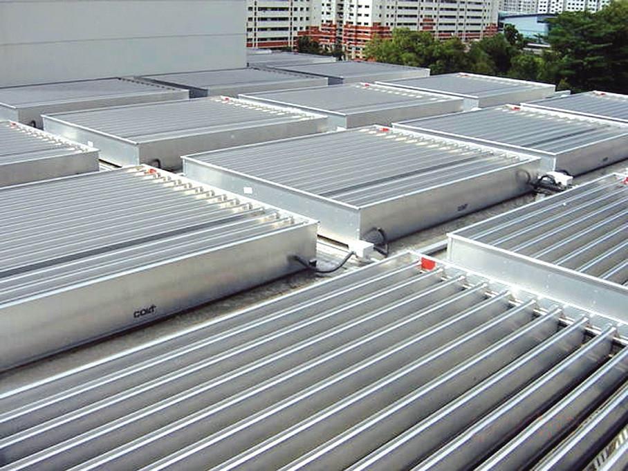 Building Ventilation System Contractor Malaysia