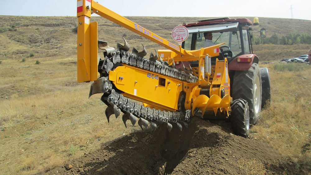 Trencher Supplier Malaysia