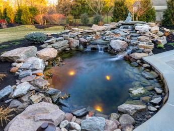 Water Feature | Fountain & Pond | Indoor & Outdoor