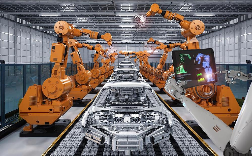 Industrial Robot Malaysia