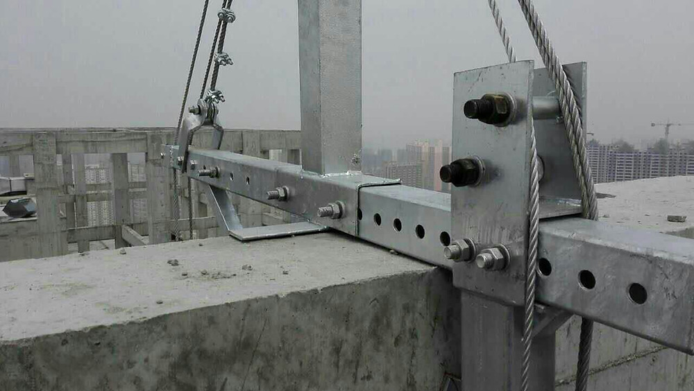 Temporary Platform Gondola System Contractor Malaysia