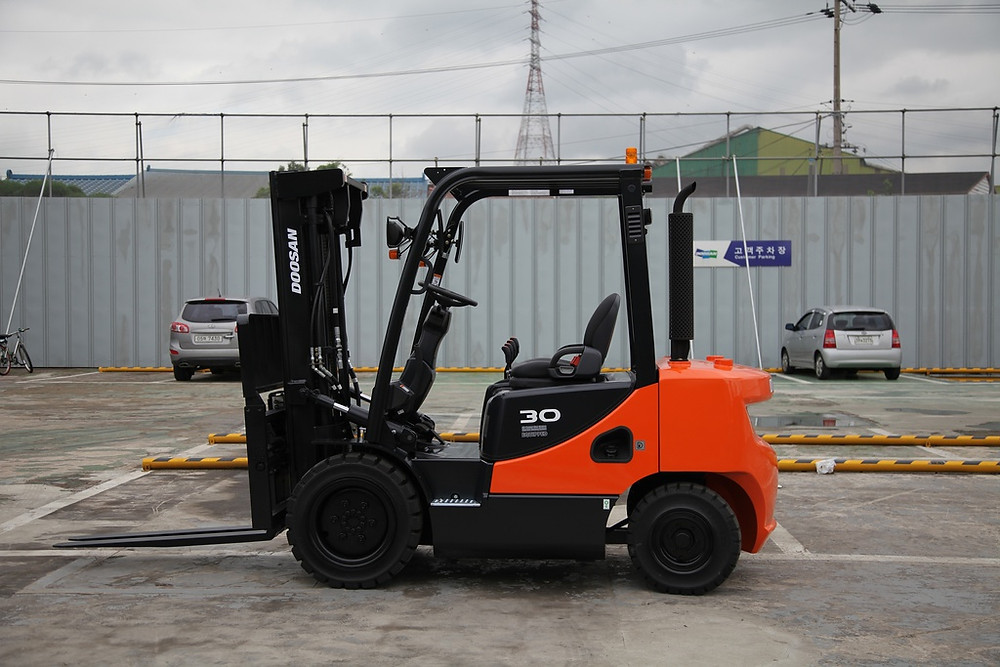 Forklift Supplier Malaysia