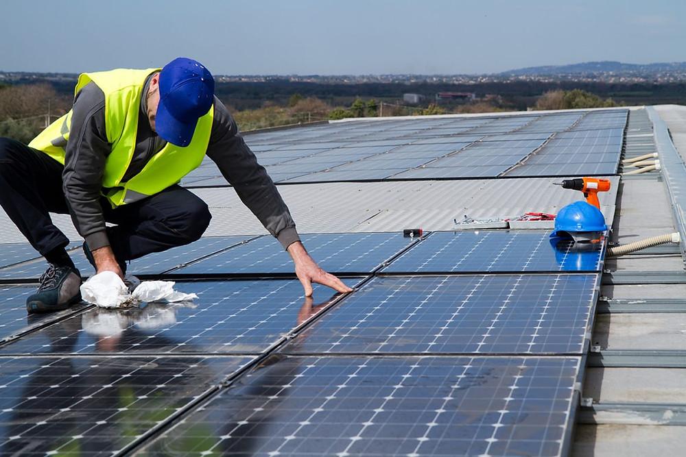 Solar Panel Installation Malaysia