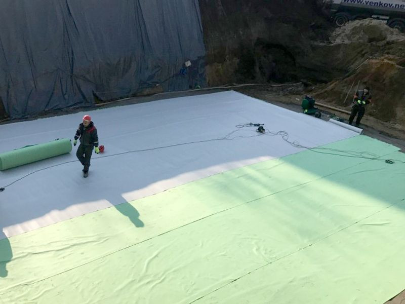 Waterproofing Membrane Sheet Installer Malaysia