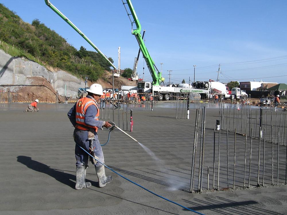 Fast Concrete Curing Compound Supplier Malaysia