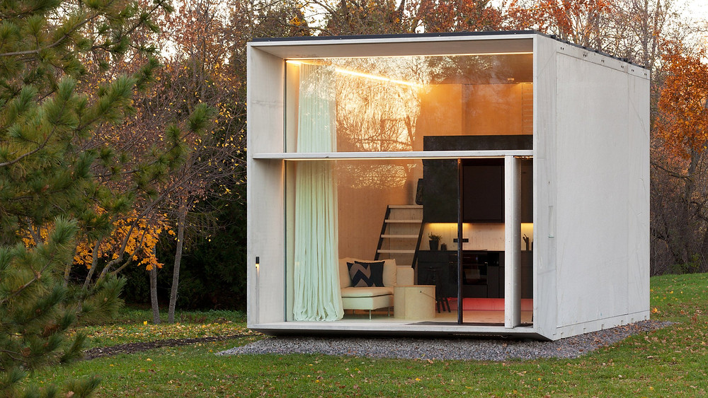 Tiny Prefab Low Cost House Malaysia