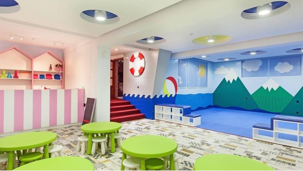 Kid Center Design Malaysia