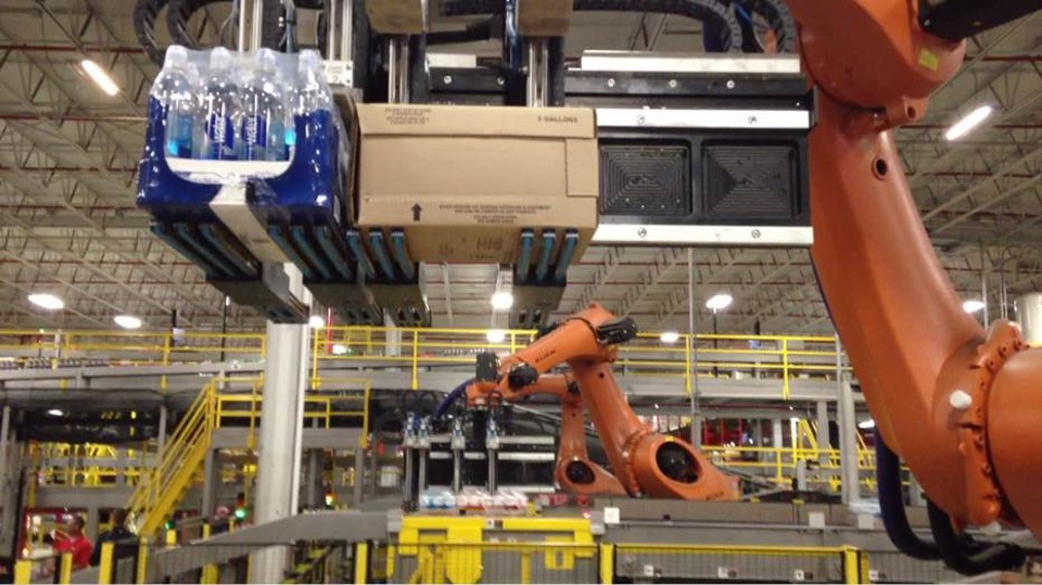 Robotic Warehouse Builder Malaysia