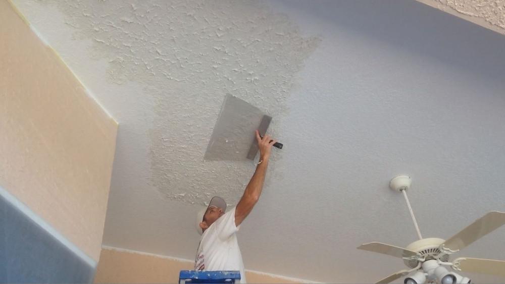 Ceiling Skim Coat Contractor Malaysia