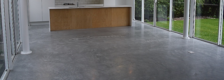 Polished Concrete Contractor Malaysia