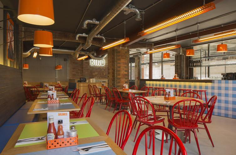 Fast Food Restaurant Design Malaysia