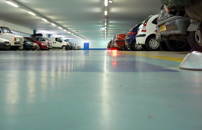 Car Park Floor Coating Supplier Malaysia