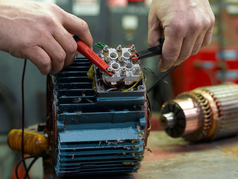 Electric Motor Specialist | Electrical Contractor Malaysia