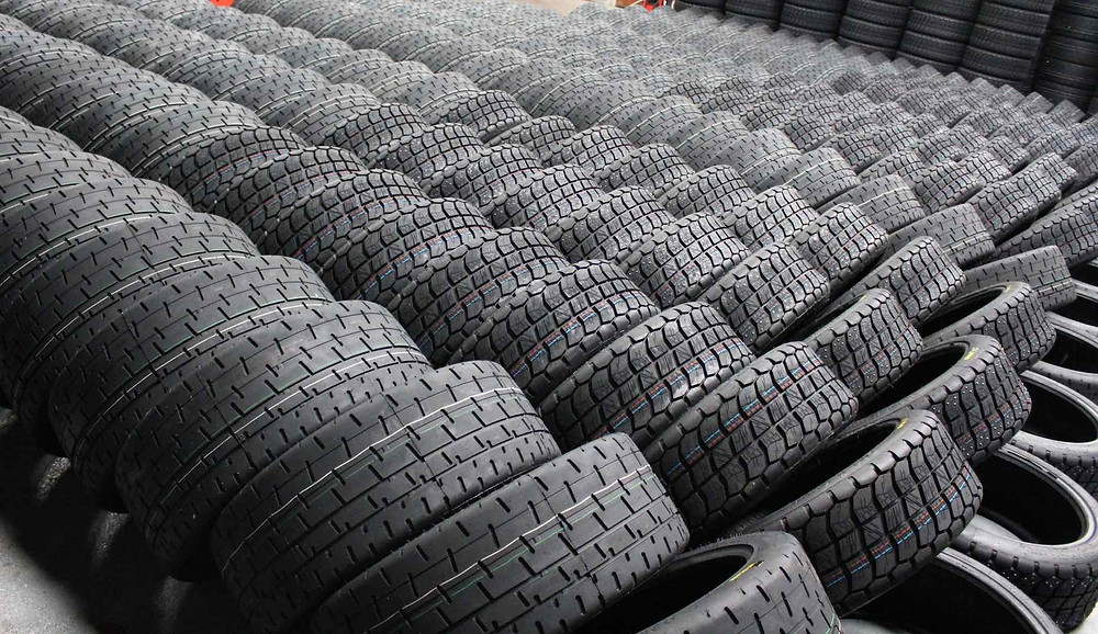 Waste Tyre Carbon Black