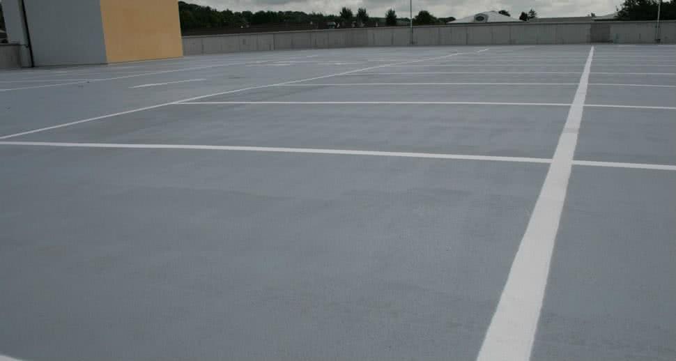 Outdoor Car Park Floor Specialist Malaysia