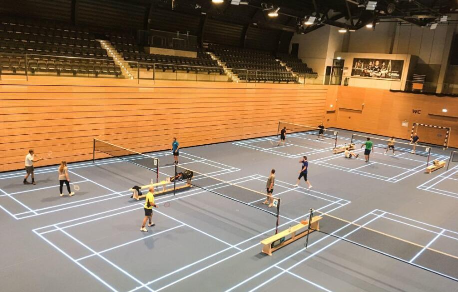 Badminton Court Contractor Malaysia