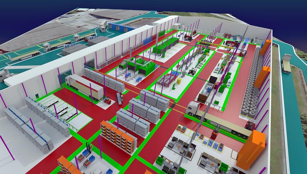 Factory Operation Malaysia