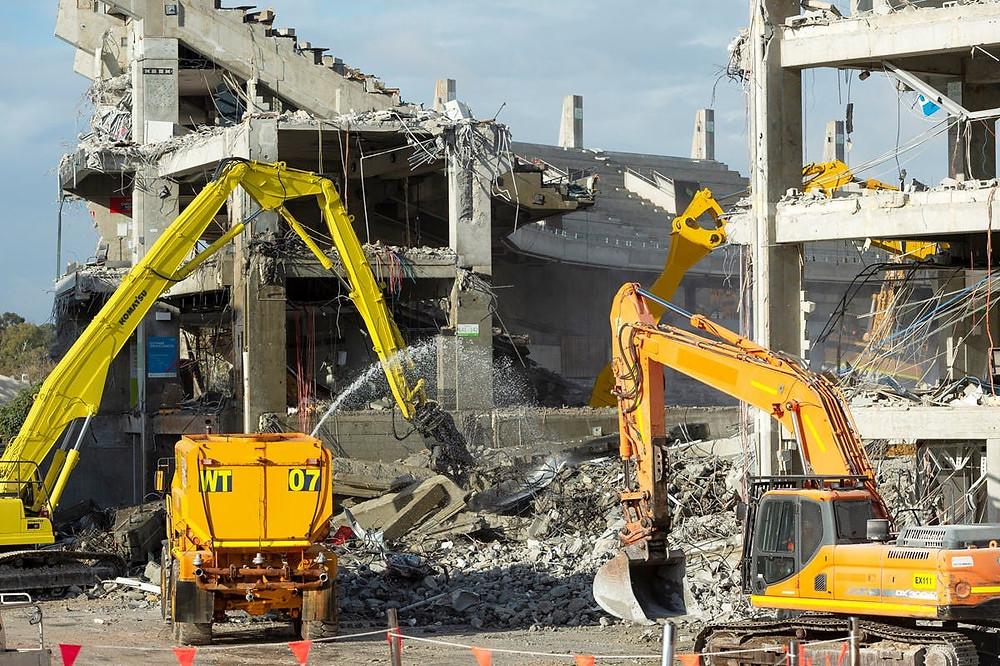 Mechanical Demolition Malaysia