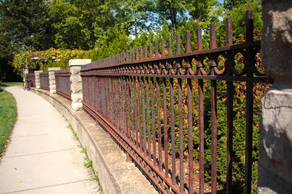Steel Fence Malaysia
