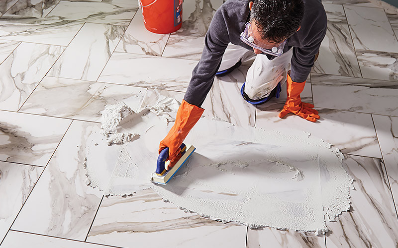 Tile Grout Contractor Malaysia