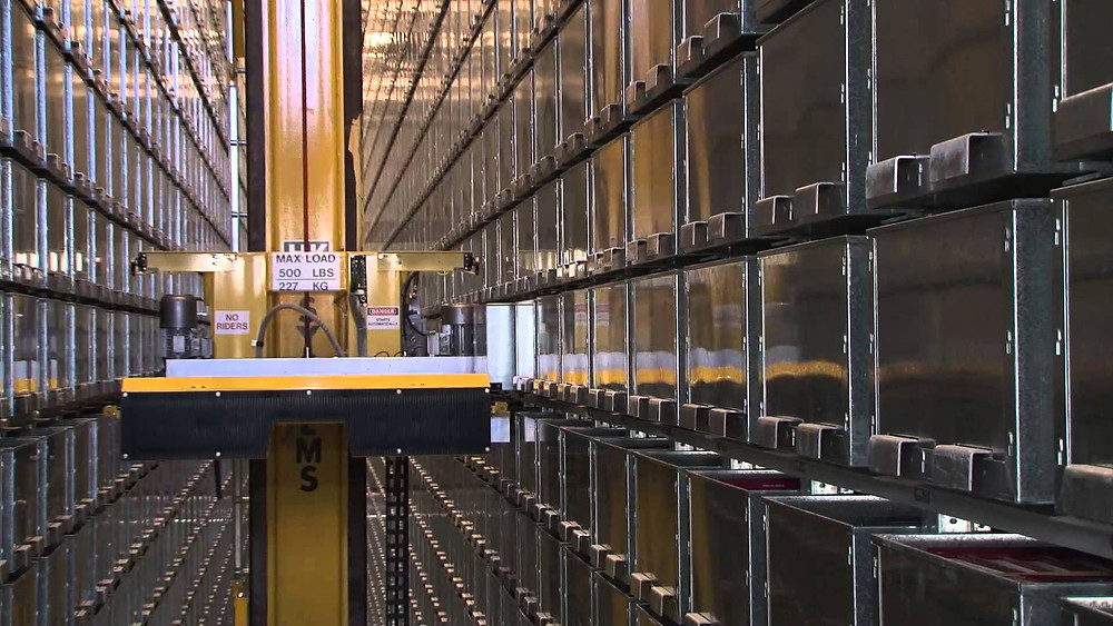Automatic Racking System Supplier Malaysia