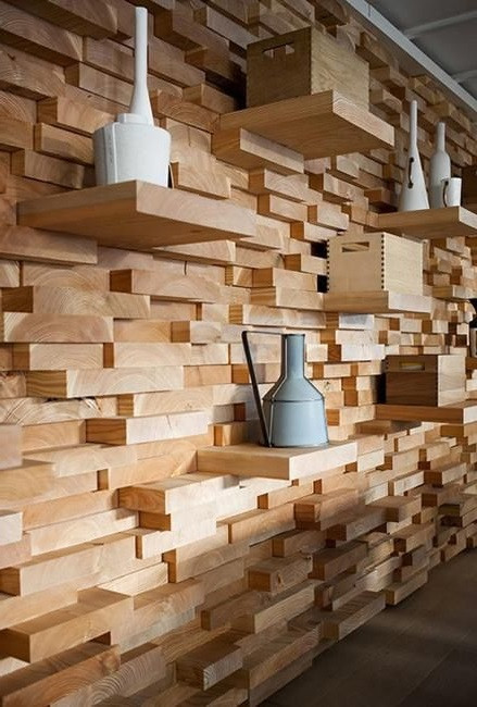 Wooden Wall Malaysia