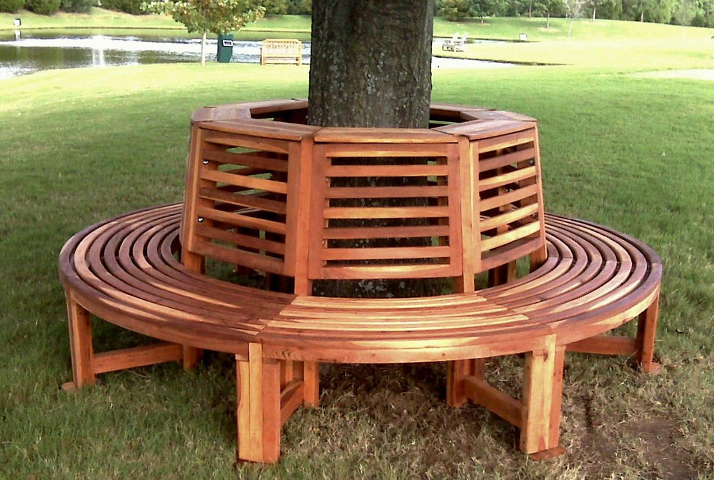 Outdoor Wood Bench Malaysia