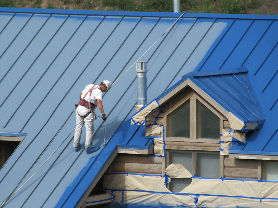 Industrial Roof Repaint Specialist Malaysia
