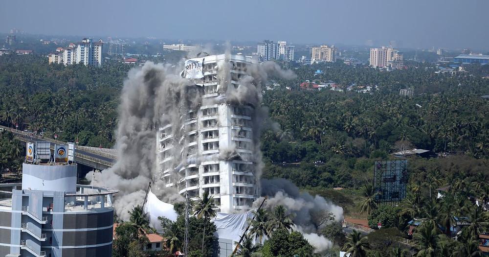 Implosion Building Malaysia
