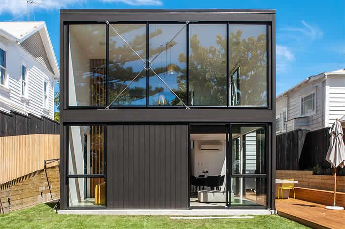 Modern Container House Malaysia