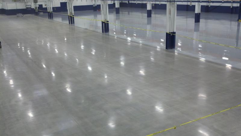 Polished Concrete Floor Malaysia