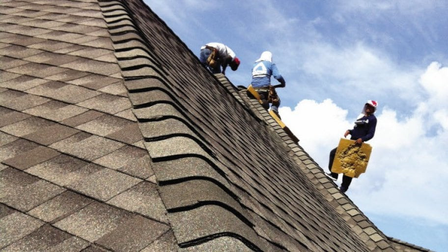 Roof Tile Rectification Contractor Malaysia