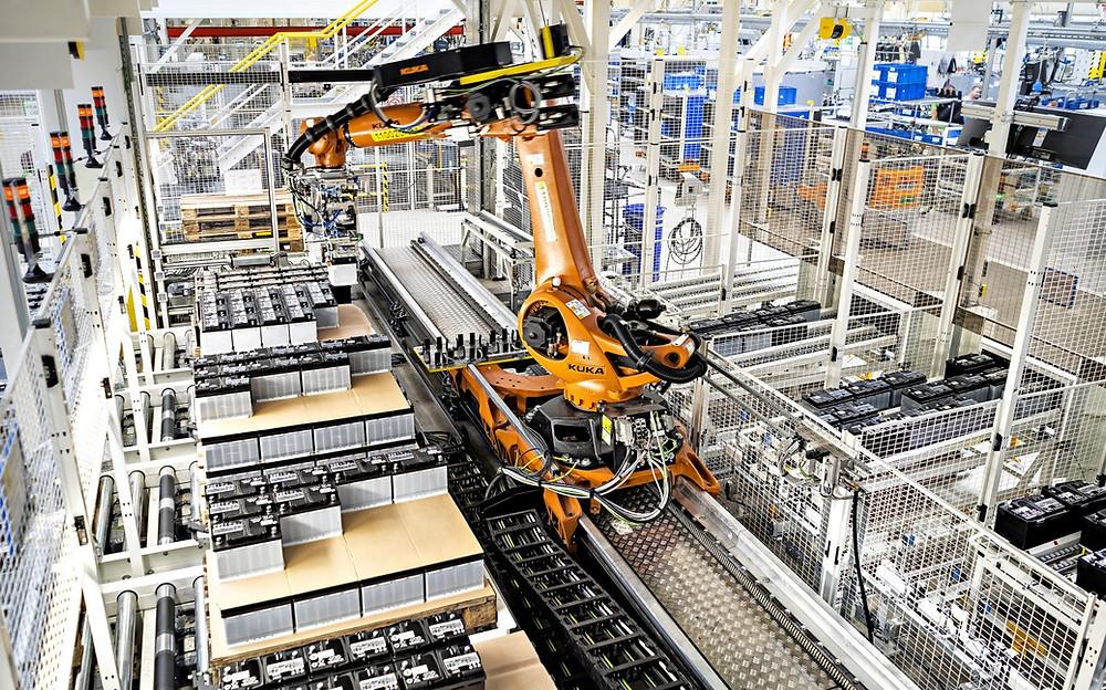 Robotic System Malaysia