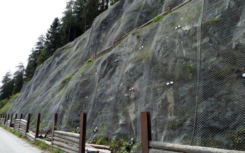 Rockfall Protection Mesh Malaysia