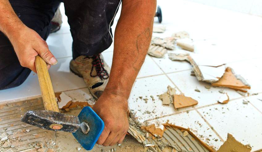 Ceramic Tile Repair Contractor Malaysia