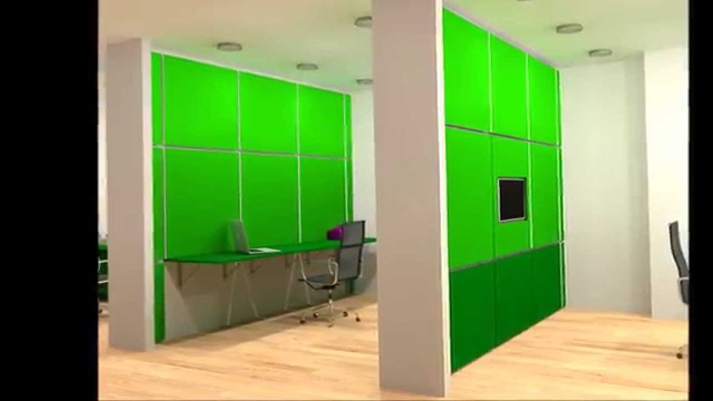 Space Saving Partition for Office Malaysia